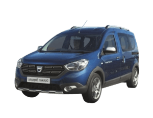 zabudowy do Dacia Dokker