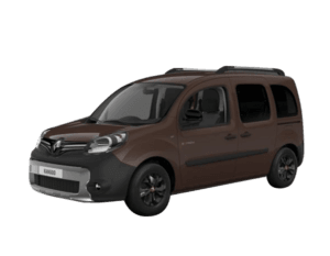 Zabudowy, nadkola i elementy tapicerki Peugeot Kango