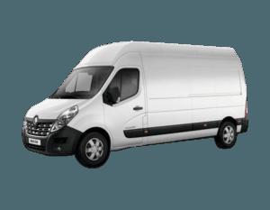 Zabudowy, nadkola i elementy tapicerki Renault Master