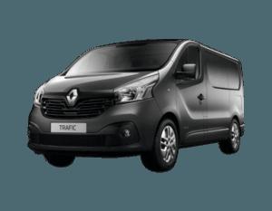 Zabudowy, nadkola i elementy tapicerki Renault Trafic